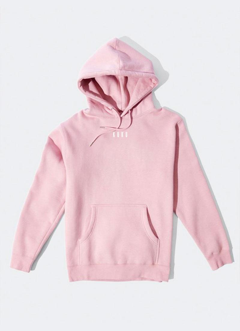 Hoodie Baby Pink