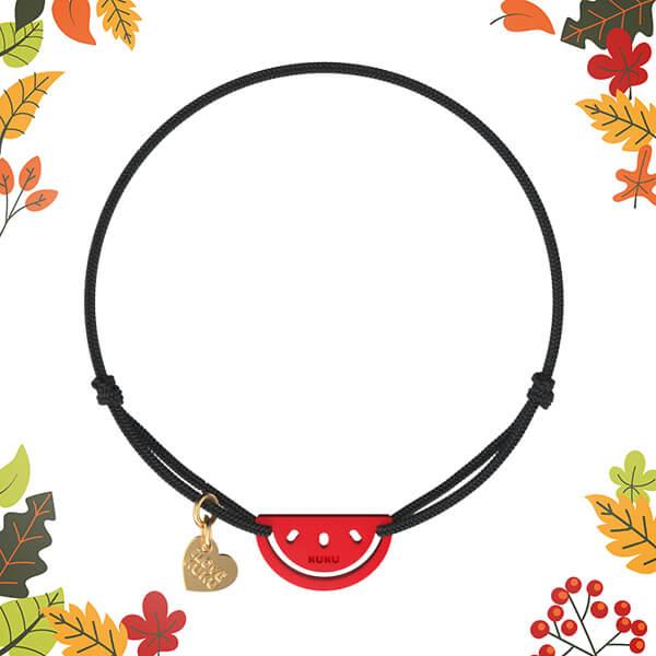 NARUKU - Kolekcia jeseň: cereza