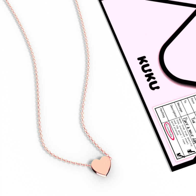 LITTLE Heart: Rose Gold