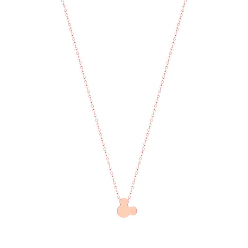 LITTLE-Mickey: Rose Gold