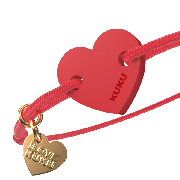 NARUKU - Kolekcia valentín:  amor