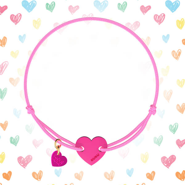 NARUKU - Kolekcia Love:  exitoso