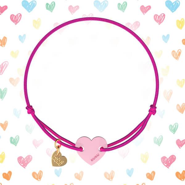 NARUKU - Kolekcia Love:  lindo